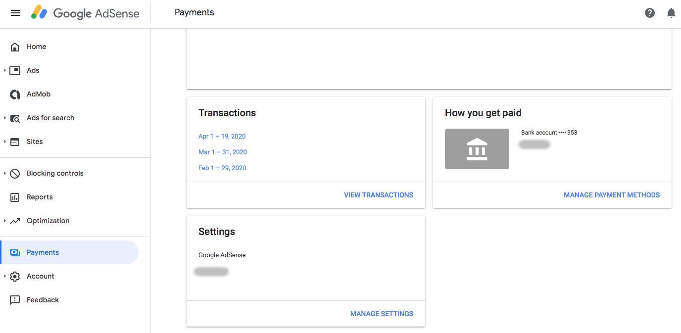 Memulai Google Adsense