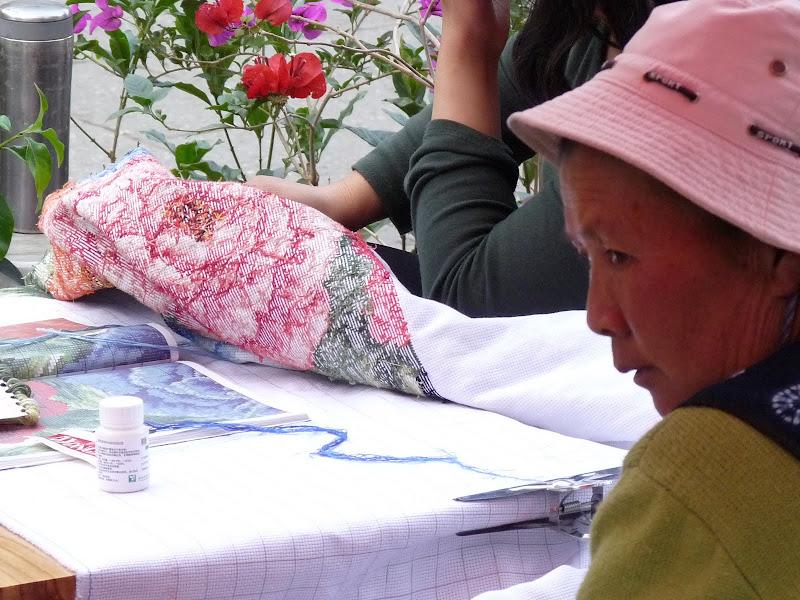 Chine. Yunnan Dali .En vélo vers le lac ERHAI - P1170808.JPG