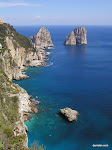 Faraglioni Rocks, Capri Island  [2002]