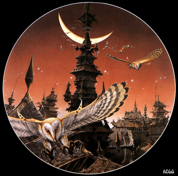 Deep Of Magick Lands, Fantasy Scenes 1