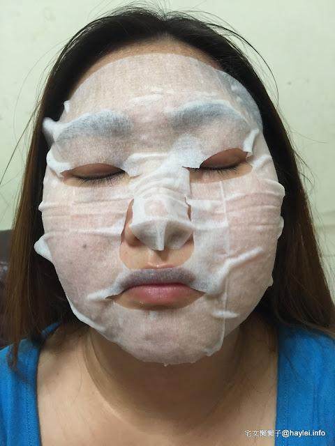 LuLuLun面膜-保濕粉 使用心得分享 日本面膜就是好敷呀~  保養品分享 民生資訊分享