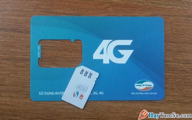 Hướng dẫn cách chuyển đổi SIM thường sang SIM 4G đơn giản nhất + Hình 2