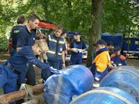 Bild von der Jugendfeuerwehr Reinfeld