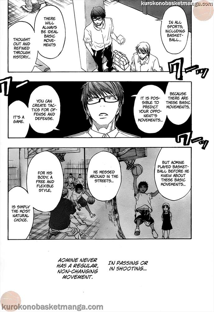 Kuroko no Basket Manga Chapter 49 - Image 04