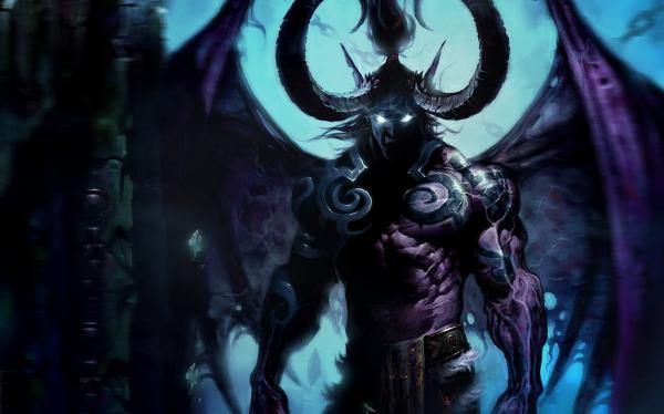 Christ Mastribute Of Stormuf, Evil Creatures