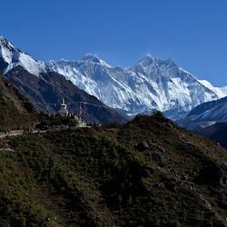 Nepal, Himalaya: Gokio Valey