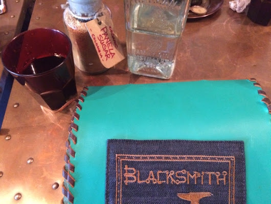Brunching at Blacksmith Surry Hills