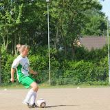 Machelen heeft ook een damesvoetbal 5vs5. Kijk snel op http://www.dekartoesjkensmachelen.be