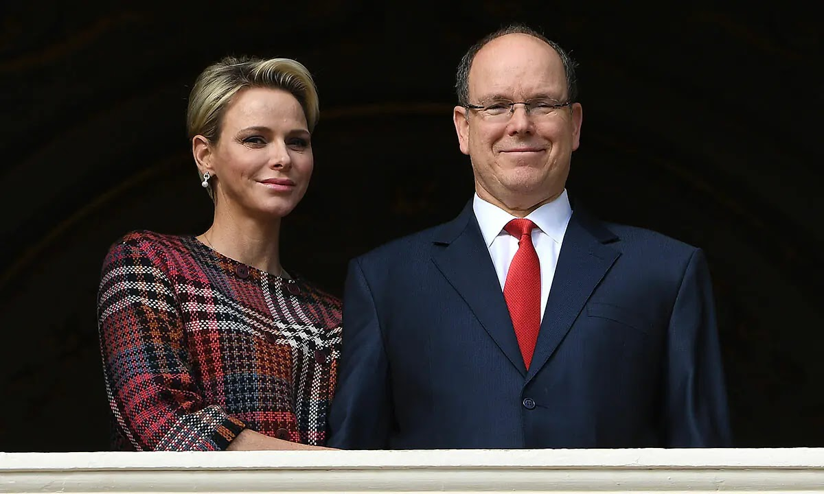 Princess Charlene is 'ready to come home' Reveals Prince Albert