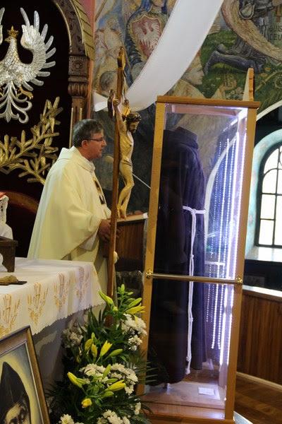 Z relikwiami św. O.Pio w Istebnej - IMG_3466.JPG