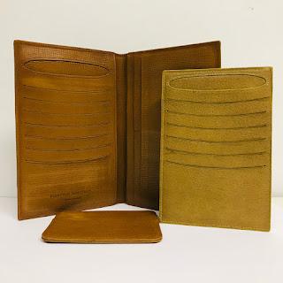 Sigerson Morrison Large Folding Wallet