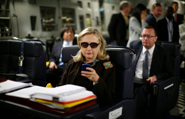 Bombshell: No proof Clinton surrendered documents to State