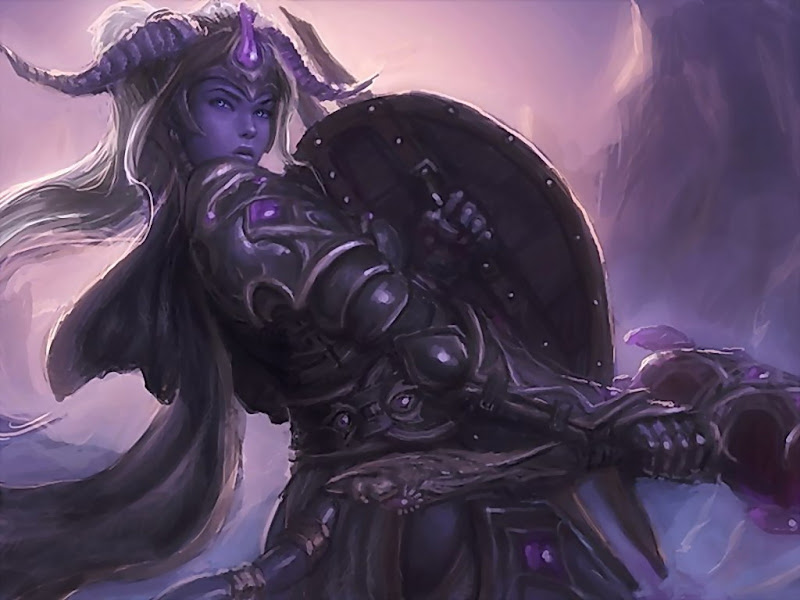 Warrior Of Purple Winter, Warriors 2