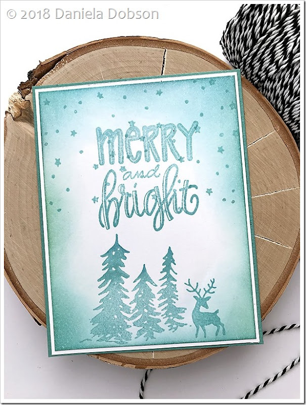 Merry and Bright by Daniela Dobson