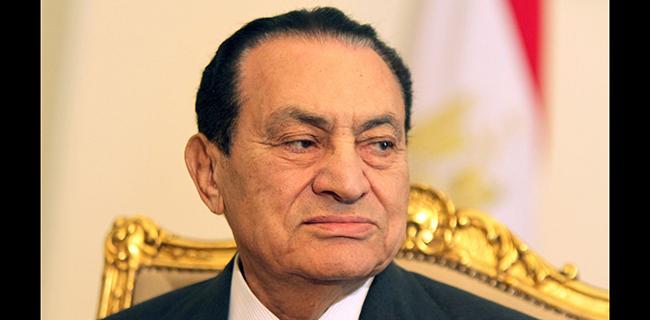 Mantan Presiden Mesir Hosni Mubarak Tutup Usia