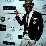 WWW.ENTSIMAGES.COM -  Kwame Koranteng at    The Pigalle Club Gala Evening and WS Fashion Show in aid of Cancer Research UK May 5th 2013                                               Photo Mobis Photos/OIC 0203 174 1069