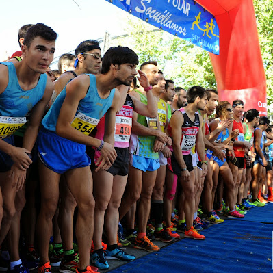YUGO 10K Socuéllamos 2014 - Carrera