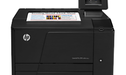 Ways to download and install HP LaserJet Pro 200 Color M251nw inkjet printer installer