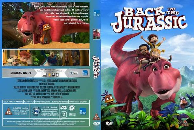 Back to the Jurassic – Latino