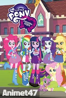 Những Cô Gái Equestria -My Little Pony: Equestria Girls - My Little Pony: Equestria Girls 2013 Poster
