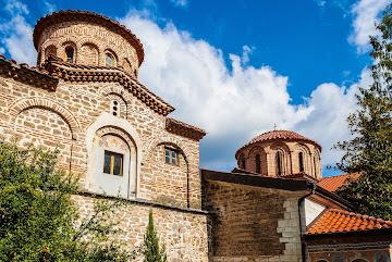 Bachkovo Monastery Bulgaria Canon 400D