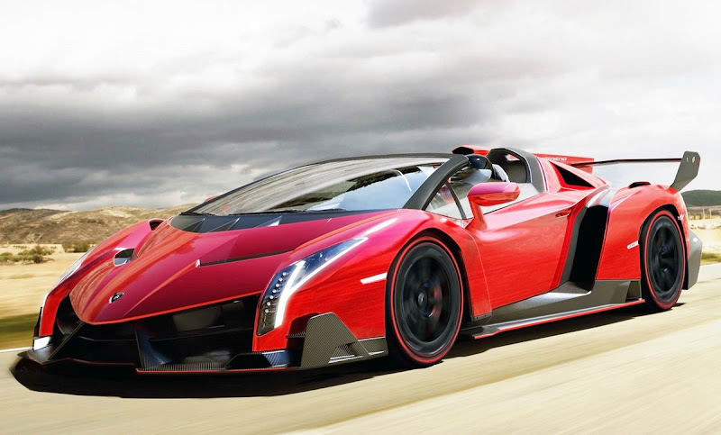 Lamborghini Veneno – $4.5 Million (2)
