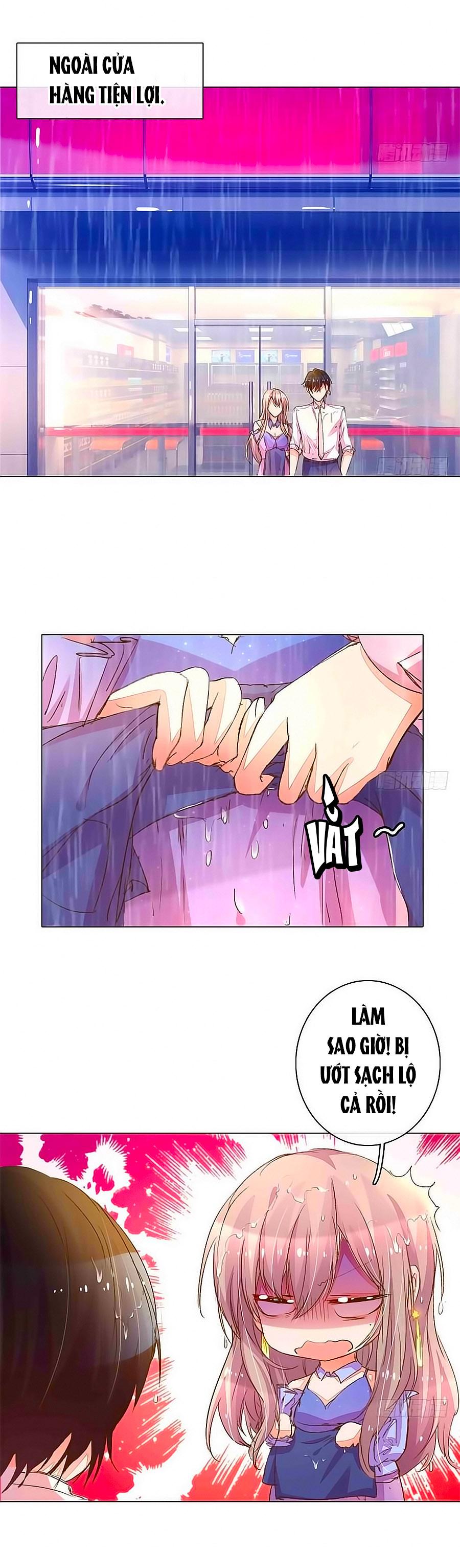Hào Môn Tiểu Lãn Thê chap 71 - Trang 5