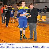 Seniors masculins 2 contre Fontaine (08-12-12)