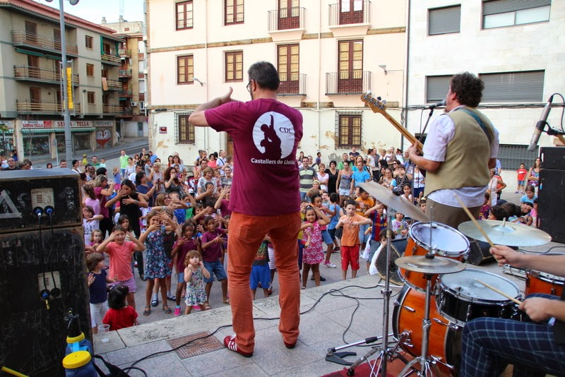 Festa infantil i taller balls tradicionals a Sant Llorenç  20-09-14 - IMG_4336.jpg