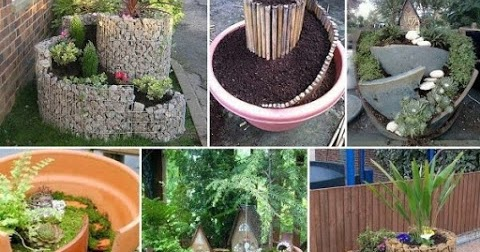 Cool Stuff You Can Use Cool Miniature Garden Ideas