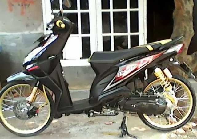 Motor Beat Modifikasi