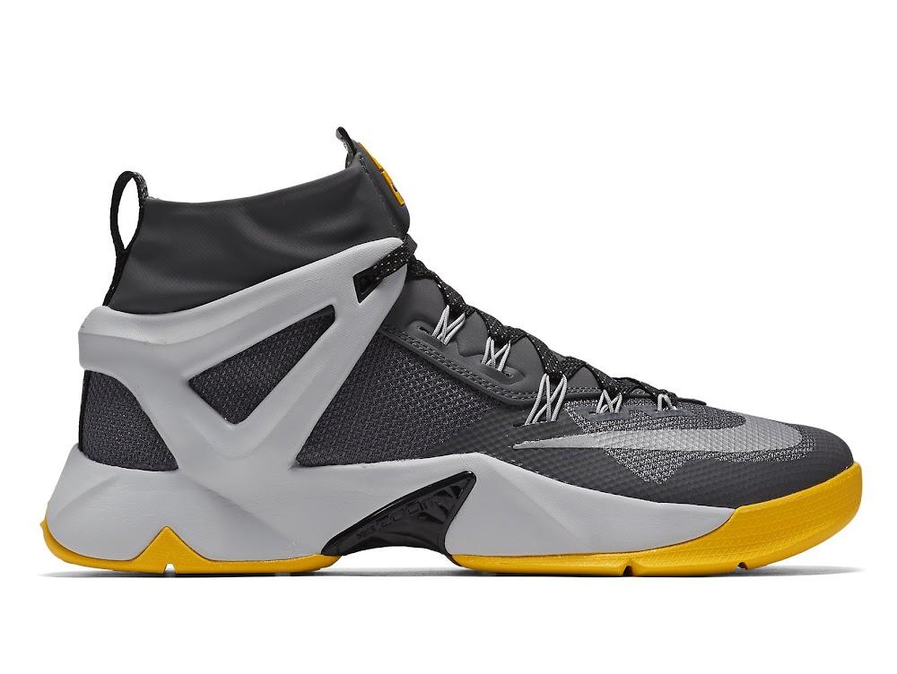 3defa2a07f7 Nike Adds 4th Colorway of the LeBron Ambassador 8 ...