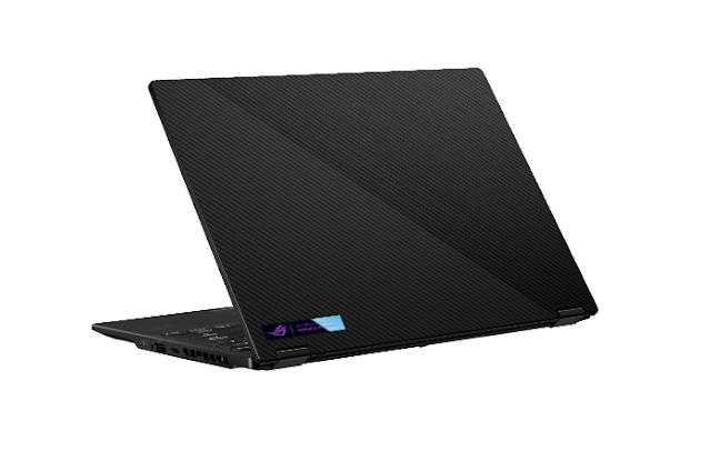 gaming laptop asus rog ces 2021