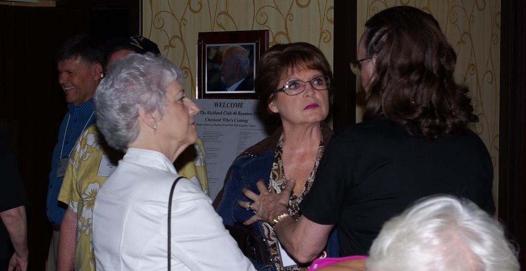 Maxine Graham, Marion Gordon