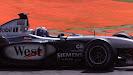 David Coulthard, McLaren MP4-17 Mercedes