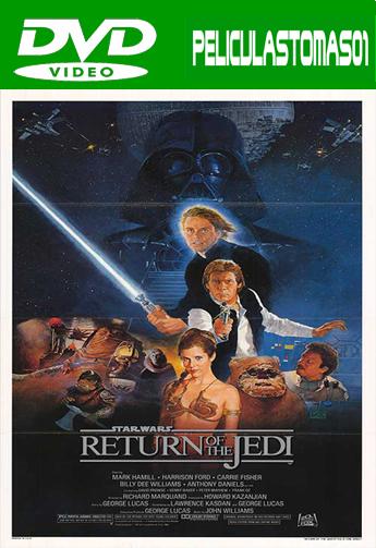 Star Wars. Episodio 6: El retorno del Jedi (1983) DVDRip