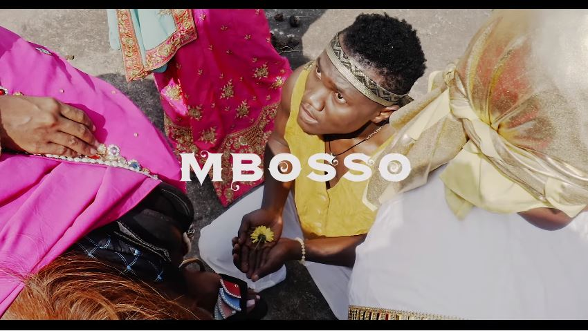 Mbosso - Yalah