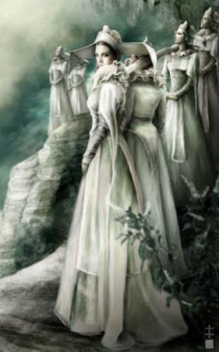 The Divine Feminine From The Sisterhood Of Light Via Susan Holland