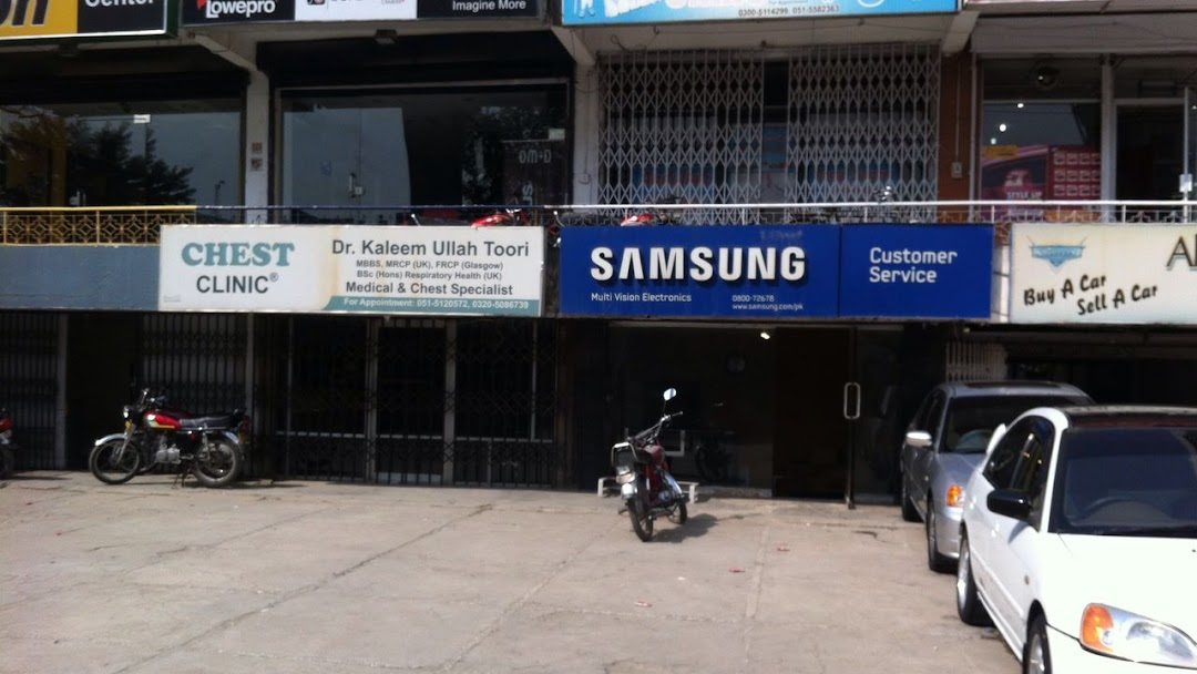 Samsung Service Center - Appliance Repair Service in Rawalpindi