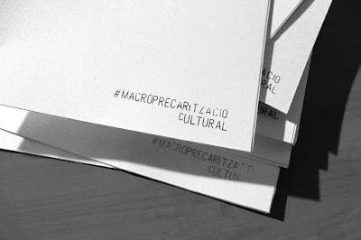 Macroprecarització cultural, Raspalloc, Lluci Juan
