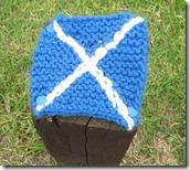 22 yarn bomb scotland