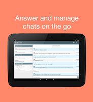 Screenshot of Pure Chat - Customer Live Chat