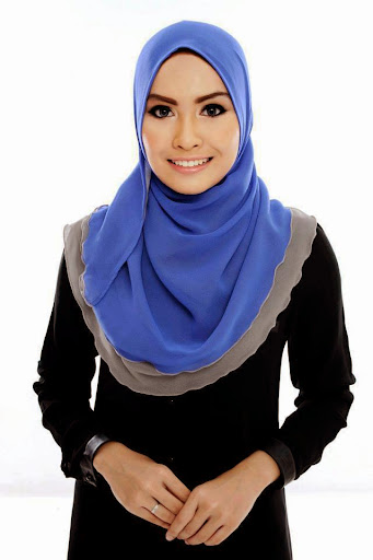 ADC III 003%2520Royal%2520Blue%2520%252B%2520Grey SHAWL ADREENA TUDUNG SHAWL HALFMOON DOUBLE LAYER YANG LABUH