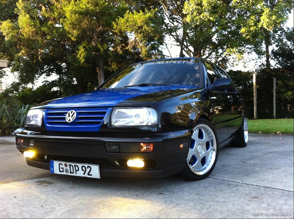 1995 Volkswagen Jetta Sedan Specifications Pictures Prices