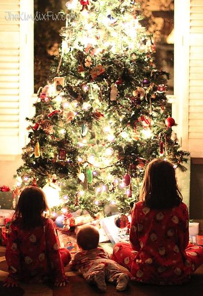 Christmas eve pjs