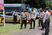 Cek Kesiapan Penanggulangan Bencana, Tim Supervisi Biro Ops Polda Sulsel Gelar Kunjungan di Polres Soppeng