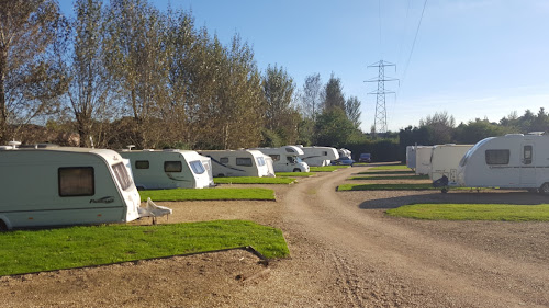 Hill Farm Caravan Park at Hill Farm Caravan Park