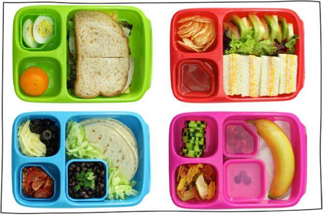 THE BEST DIFFERENT TYPES OF LUNCH BOXES FOR KIDS 2