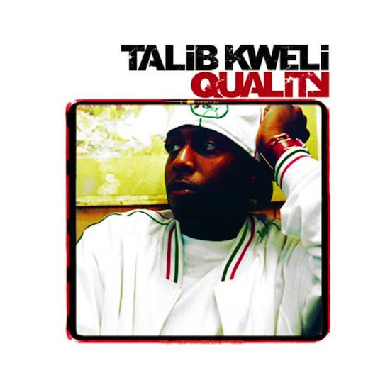 Hoy en la historia del Hip Hop:  Talib Kweli lanzó su álbum debut en solitario Quality el 19 de noviembre de 2002