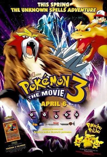 Pokemon The Movie 03 ผจญภัยบนหอคอยปีศาจ